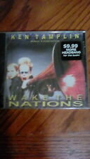 Wake the Nations by Ken Tamplin (CD, Aug-2004, Flying Leap Records) MINT!!