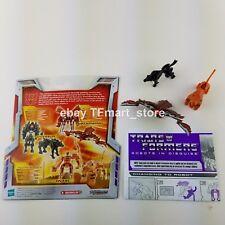 Transformers Classics Predator Attack Mini-Con Team Dreadwing Overbite Snarl