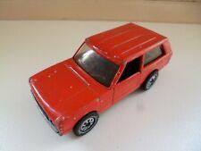 Range Rover - Red - SIKU - # 1338 1341 - W Germany
