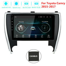 For 2015-17 Toyota Camry 10.1'' Android 10.1 Car Radio GPS 2+32G Stereo + Canbus