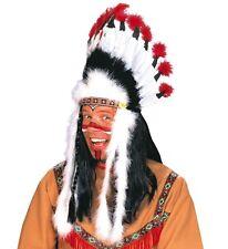 Indianer Kopfschmuck Federschmuck Indianerhaube , (P)