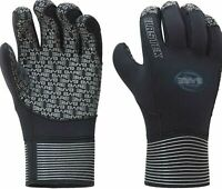 Bare Gloves 5mm Elastek, Black WETSUIT Scuba Snorkeling S Unisex
