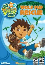 Go Diego Go! Wolf Pup Rescue