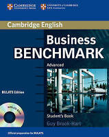 Business Benchmark Advanced Student's Book with CD-ROM BULATS Edition by Brook-H