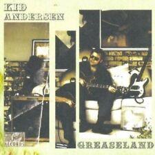 Andersen, Kid - Greaseland CD NEU