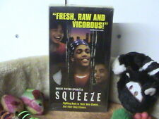 SQUEEZE - 1998 - VHS