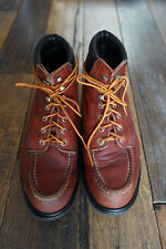 "RED Wing Moc Toe 8804 ""Frankfurter"" size US 7"