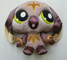 "Hasbro Littlest Pet Shop LPS Sassiest Dog Puppy Plush 8"" Stuffed Animal Toy 2008"
