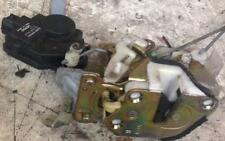 2002-2007 5DOOR 2.0 GDI MITSUBISHI SHOGUN PININ DRIVERS REAR DOOR LOCK MECHANISM