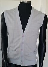 American Apparel Sweater Vest  M / L  Mens