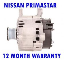 Nissan primastar van box (X83) dCi 90 120 2006 2007 2008 - 2015 alternator