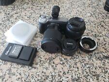 Canon EOS M6 Mark II 32.5MP Mirrorless Camera Pro Bundle