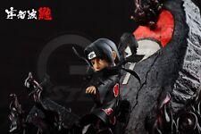 In-stock G-5 Studio Naruto figure Akatsuki  Resin WCF Uchiha Itachi Resin statue