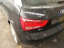 AUDI A1 LEFT TAILLIGHT, 8X, ON LIFTGATE, LED TYPE, 12/10-10/18