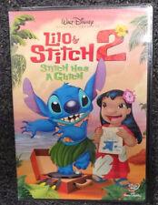 Lilo  Stitch 2: Stitch Has A Glitch (DVD, 2005) BRAND NEW,  FREE FIRST CLASS SHP