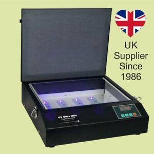 UV Exposure Unit, Ultra Violet Light Box, UK Warranty