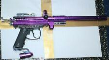 PURPLE SPYDER JAVA EDITION SEMI-AUTO CAL.. 68 SHUTTERPAINT BALL GUN