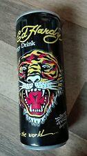 1 Energy Drink Dose Don Ed Hardy Tiger ITALIEN Leer Can SAMMLER AUFGEPASST