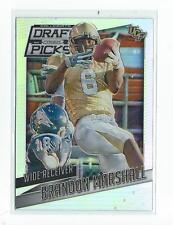 2015 Panini Prizm Draft Picks Prizms #19 Brandon Marshall Jets UCF
