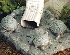 Turtle Splash Block Downspout Rain Gutter Drain Guard Turtle Garden Yard Decor