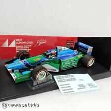 Benetton Ford B194 Mick Schumacher Demonstration Run MINICHAMPS MODEL 1/18