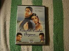 Kuchh Kaha Aapne Love Whispers  (DVD, 2004) India, Hindi, Region:  ALL,  NEW
