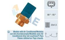 FAE Interruptor de temperatura, ventilador del radiador OPEL CITROEN 36260