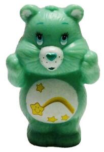 "Make A Wish Care Bear 2.5"" figure cake topper EUC"