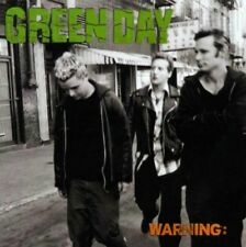 Green Day CD Warning COMPLETE Pop Punk Rock Macy's Day Parade Minority