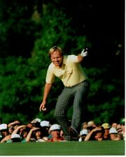JACK NICKLAUS Signed Autographed PGA GOLF Photo