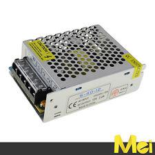 H003 alimentatore 12V 40W per strisce e barre led 5630 5050 3528 regolabile