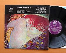 VOX STGBY 636 Ignaz Moscheles Piano Concerto Etudes Michael Ponti NM/EX Stereo