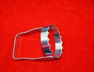 vtg Kwik Kut tooth Edge Biscuit Cutter Food Chopper