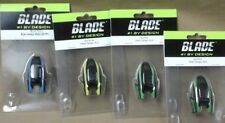 4 E-Flite Blade Helicopter Canopy NQX NQX FPV new in packages  4 Packs
