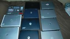 2 Dell Laptops for parts. Power up - Boots up - Bad Screen
