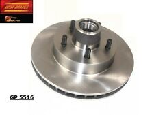 Disc Brake Rotor-Vandura, GAS Front Best Brake GP5516