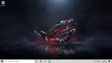 Asus ZenBook UX31E Notebook, Windows 10, 256GB SSD, 4GB RAM, Intel Core i5.