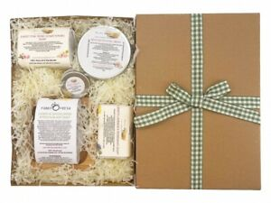 1X FUNKY SOAP Herbal Soothing Pamper Gift Box