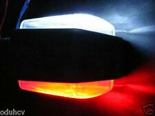 2x Side LED Luces de marcaje 24v camión para MAN SCANIA DAF MERCEDES RENAULT