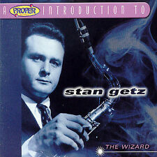 A Proper Introduction to Stan Getz: The Wizard by Stan Getz (Sax) (CD)