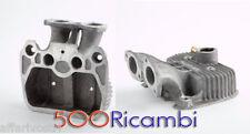 FIAT 500 F/L/R 126 COPERCHIO PUNTERIE MOTORE ABARTH +COLLETTORE CARBURATORE ALFA