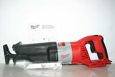 New Milwaukee 0719-20 M28 V28 Cordless 28V Lithium-Ion Reciprocating Saw