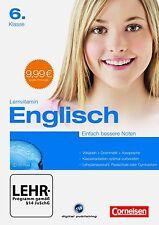 Cornelsen Lernvitamin Englisch 6. Klasse (verschweißte + deutsche Neuware)