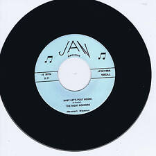 THE NIGHT ROCKERS - BABY LETS PLAY HOUSE / E-STRING BOOGIE - unissued ROCKABILLY