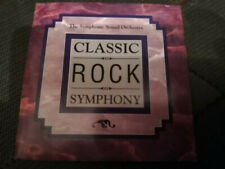 CD - The Symphonic Sound Orchestra - CLASSIC - ROCK - SYMPHONY