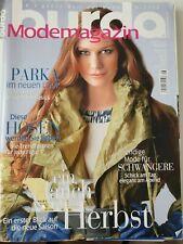 Burda Modemagazin, 08/2008, Schnittmuster, Damen, nähen, Nähzeitschrift