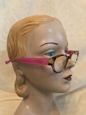 Eye Bobs RITA BOOK Readers Reading Glasses, Tortoise And Pink, 2258, 2.00