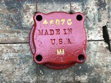 4607c Cap Antique Tractor Parts Farm Advertising Cast Iron