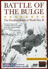 The Battle of the Bulge: WWII's Deadliest Battle (American Experience) [New DVD]