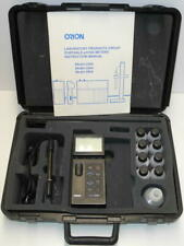 Orion 290A Digital Portable pH/ISE Meter with Manual and Carrying Case
